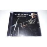Alan Jackson   Angels And Alcohol [cd]